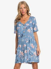 Twisted Style - Short Sleeve Dress for Women  ERJWD03504