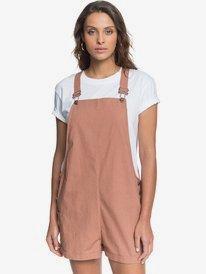 Low Rising - Dungaree Shorts for Women  ERJWD03510