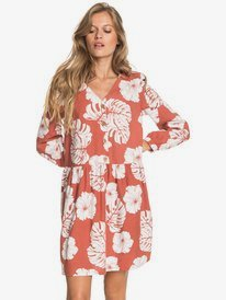 Wake Up Darling - Short Long Sleeve Dress for Women  ERJWD03537