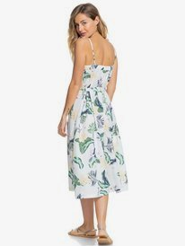 Nowhere To Hide - Strappy Midi Dress for Women  ERJWD03540