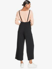 Soft Landing - Ankle Length Strappy Jumpsuit for Women  ERJWD03554