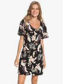 All Eyes On Love - Short Sleeve Dress for Women  ERJWD03556