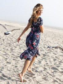 Soul Values - Midi Dress for Women  ERJWD03593