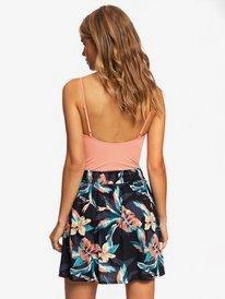 Shallow End - Buttoned Skirt  ERJWK03076