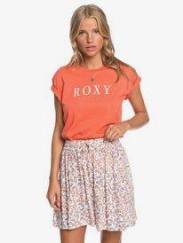Said Too Much - Floaty Mini Skirt for Women  ERJWK03088