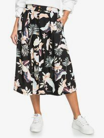 Night Time - Midi Skirt for Women  ERJWK03104