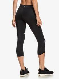 Sandy Vocation - UPF 50 Capri Workout Leggings for Women  ERJWP03021