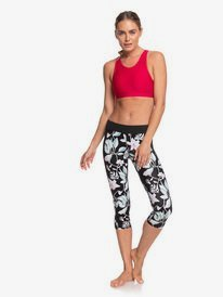Take Me To The Beach - UPF 50 Capri Sports Leggings  ERJWP03029