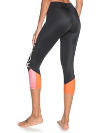 Myself In The Sea - Technical Capri Leggings for Women  ERJWP03033