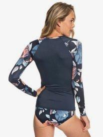 ROXY Fitness - Long Sleeve UPF 50 Rash Vest for Women  ERJWR03283