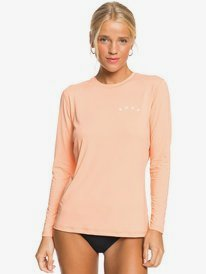 Enjoy Waves - Long Sleeve UPF 50 Surf T-Shirt for Women  ERJWR03368