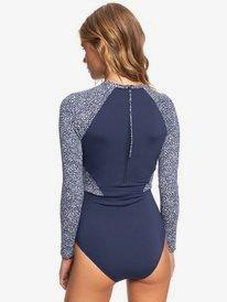 ROXY - Long Sleeve UPF 50 One-Piece Swimsuit for Women  ERJWR03374