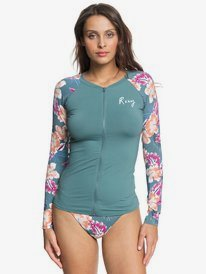 FASHION ZIP LS LYCRA  ERJWR03392