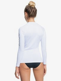 Whole Hearted - Long Sleeve UPF 50 Rash Vest for Women  ERJWR03408