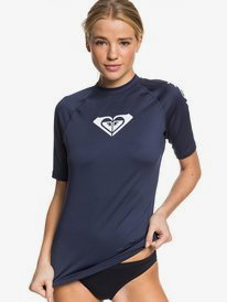 Whole Hearted - Short Sleeve Rash Vest for Women ERJWR03409