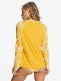 Printed Beach Classics - Long Sleeve UPF 50 Rash Vest for Women  ERJWR03423
