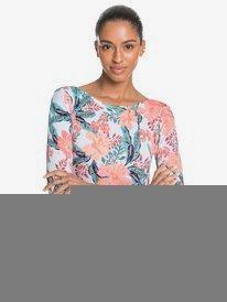 Just Shine - Long Sleeve UPF 50 One-Piece Rashguard for Women  ERJWR03431