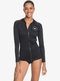 ROXY - Long Sleeve Hooded UPF 50 Rash Vest for Women  ERJWR03447