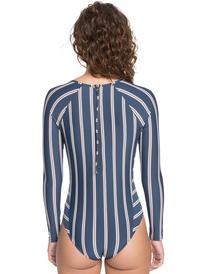 Moonlight Splash - Long Sleeve UPF 50 One-Piece Swimsuit for Women  ERJWR03485