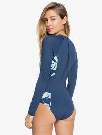 Onesie - Long Sleeve UPF 50 One-Piece Swimsuit for Women  ERJWR03506
