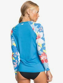 Fashion - Long Sleeve UPF 50 Rash Vest for Women  ERJWR03507
