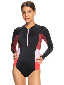 Roxy Fitness - Long Sleeve UPF 50 Rash Guard for Women  ERJWR03526