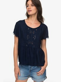 In The Morning - Short Sleeve Blouse for Women  ERJWT03199