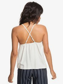 Color Spaces - Strappy Top for Women  ERJWT03237