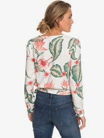 Empire State View - Long Sleeve Wrap Top for Women  ERJWT03300
