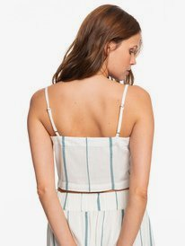 Vespa Discover - Strappy Crop Top for Women  ERJWT03348