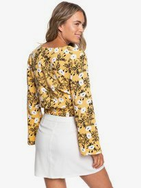 Like Gold - 3/4 Sleeve Blouse  ERJWT03359