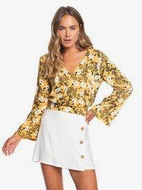 Like Gold - 3/4 Sleeve Blouse  ERJWT03359