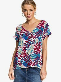 Good Night Day - Short Sleeve Top  ERJWT03369