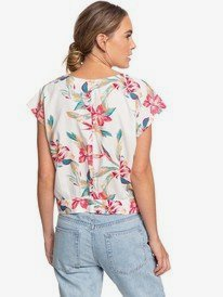 Beside Myself - Sleeveless Viscose Top  ERJWT03374