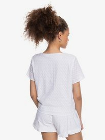 Crystal Sun - Short Sleeve Top for Women  ERJWT03486