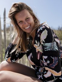 Saltwater Sound - Long Sleeve Top for Women  ERJWT03489