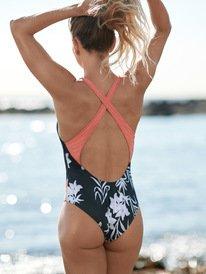 ROXY Fitness - One-Piece Swimsuit for Women  ERJX103200