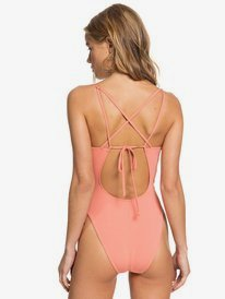 Beach Classics - One-Piece Swimsuit for Women  ERJX103246