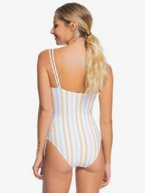 Printed Beach Classics - One-Piece Swimsuit for Women  ERJX103318