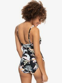 Printed Beach Classics - One-Piece Swimsuit for Women  ERJX103319
