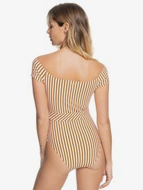 Printed Beach Classics - One-Piece Swimsuit for Women  ERJX103365