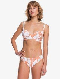 Printed Beach Classics - D-Cup Bikini Set  ERJX203369