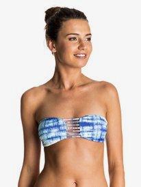 Strappy Love - Reversible Bandeau Bikini Top  ERJX303381