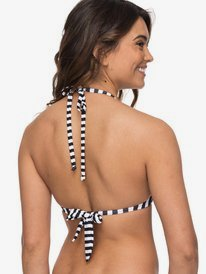 ROXY Essentials - Moulded Tri Bikini Top for Women  ERJX303651