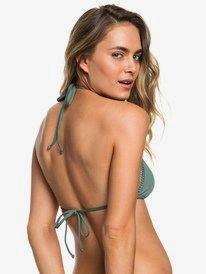 Garden Summers - Tiki Tri Bikini Top for Women  ERJX303846