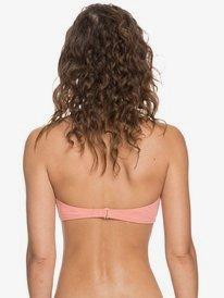 Beach Classics - Bandeau Bikini Top for Women  ERJX303955
