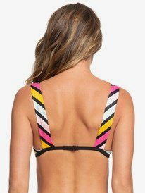 POP Surf - Elongated Tri Bikini Top for Women  ERJX303972