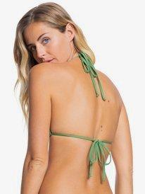 Beach Classics - Tiki Tri Bikini Top for Women  ERJX304060