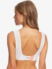 Printed Beach Classics - Bralette Bikini Top for Women  ERJX304073
