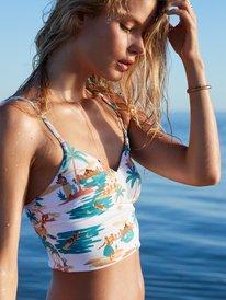 Printed Beach Classics - Tankini Bralette Bikini Top for Women  ERJX304074